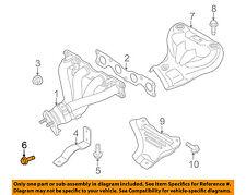 KIA OEM 10-13 Forte 2.0L-L4 Exhaust Manifold-Support Screw 2852825000