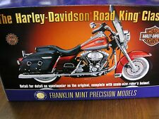 Harley Davidson 1999 Road King Classic Franklin Mint Motorcycle #17