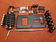 Ibanez ZR Tremolo 6 Strings Complete Set in Black
