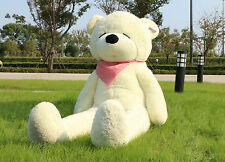 Joyfay® White 71'' 180cm Giant Teddy Bear Sleepy Plush Toy Birthday Gift
