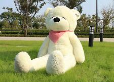 Joyfay® White 71'' 180cm Giant Teddy Bear Sleepy Plush Toy Birthday Gift