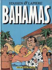 Bahamas - Lapière / Stassen -Albin Michel - EO 01/1988 - TBE