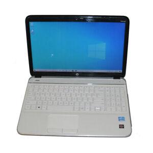"HP Pavillion g6 15.6""  Laptop Intel i5-3210 CPU 4G RAM 750G HDD Win 10 Home"