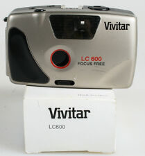 VIVITAR LC 600 35MM POINT AND SHOOT CAMERA