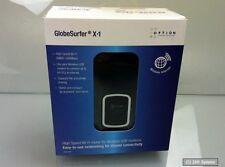 Option GlobeSurfer X.1 WLAN Router für 3G UMTS Stick