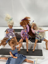 Vintage Mattel Stacie Barbie Doll Lot Red Hair Jointed Articulated Parts Only