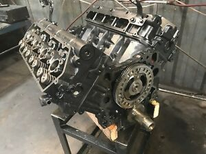 7.3 FORD POWERSTROKE REMANUFACTURED DIESEL LONG BLOCK ENGINE 1994-2002