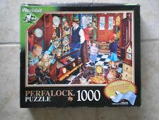 Wrebbit Perfalock The Clock Shop jigsaw puzzle 1000pcs, Susan Brabeau