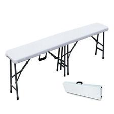 Banc Pliable Dans Tables De Jardin Et Terrasse Achetez Sur Ebay