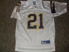 LaDainian Tomlinson # 21 San Diego Chargers Youth Football Jersey Large 14-16