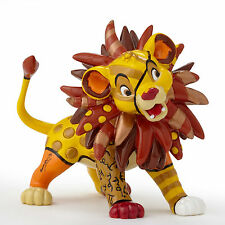 ✿ DISNEY Romero Britto Mini Figurine Lion King Simba