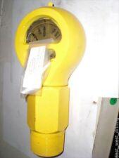 Mud Pump Pressure Gauge N 0-1000, 5 X 6 Gardner Denver DRILL RIG WELL DRILLER RO