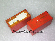 2pcs 24V 8pins SCHRACK RT314024 16A 250VAC Tyco Relay