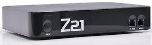 Roco / Fleischmann Z21 Black 10822 DCC Command Station ~ WiFi ~ USA Version