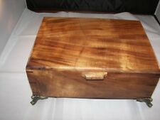 Fine Rustic Koa watch + valet box w/ bookmatched top [100_2473]
