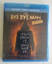 The Bye Bye Man Blu-ray DVD Digital HD Brand NEW Unrated Carrie-Anne Moss