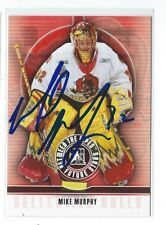Mike Murphy Signed 2008/09 Between The Pipes Card #35