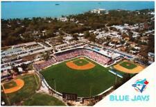 Dunedin Stadium Florida Toronto Blue Jays 1990s Postcard