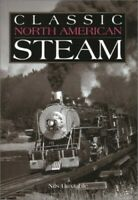 Classic North American Steam by Huxtable, Nils Hardback Book The Fast Free