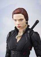 BANDAI S.H.Figuarts Black Widow Avengers End Game MARVEL JAPAN OFFICIAL IMPORT