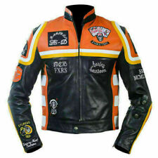 HDMM Mickey Rourke Jacket | Harley Davidson And The Marlboro Man Biker Jacket