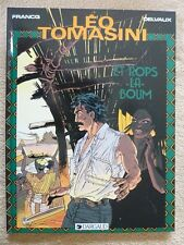 BD  EO / DARGAUD SEPTEMBRE 1989 / LEO TOMASINI - ET ROPS LA BOUM