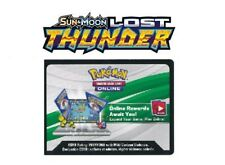 20x Lost Thunder Pokemon Trading Card Game Online Booster Code EMAILED FAST!!