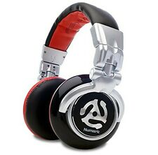 Numark Red Wave | Professional Over-Ear DJ Headphones with Rotating Earcup New
