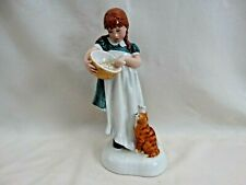 """Royal Doulton Character Figurine-Childhood Days """"Save Some For Me """" Hn 2959 1982"""