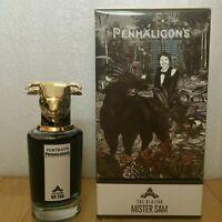 Penhaligon's The Blazing Mr. Sam Eau de Parfum 2.5 fl.oz | 75 ml New In Box