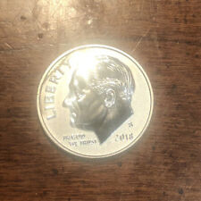 2018-S Reverse SILVER Proof Roosevelt Dime