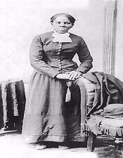 METAL MAGNET African American Black Harriet Tubman Abolitionist Military