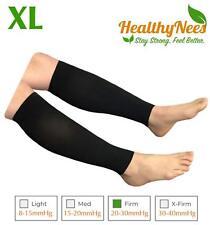 Shin Calf Sleeve 20-30 mmHg Medical Compression Circulation Wide Plus Size 3XL