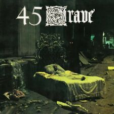 45 Grave: Sleep in Safety (Expanded Edition).  Punk Gothic CD