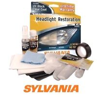Brand NEW Headlight Restoration Kit Original Sylvania 38771
