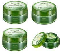 Missha Premium Pure Aloe Soothing Moisture Gel 95% 300ml 4pcs Sensitive skin