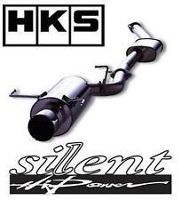 HKS silent Hi-Power cat back exhaust for Impreza WRX GDB (EJ207)