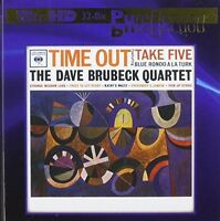 Dave Brubeck - Time Out (Ultra-Hd/32Bit Pureflection) [New CD] Hong Ko