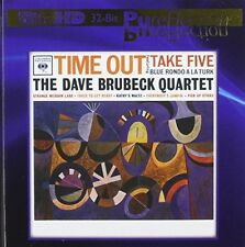 Dave Brubeck, Leonar - Time Out (Ultra-Hd/32Bit Pureflection) [New CD]