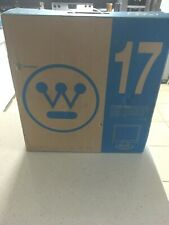 "Westinghouse LCM-17V2 SL 17"" LCD Display New."