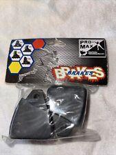Rollerblade Brake Pad Pro Max Inline Skate Spare 2 Pack Brake Wis-011/191 New