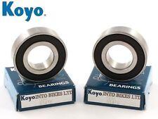 Front Wheel Bearings KOYO OEM Yamaha TRX 850 4UN4 1998 - 1999