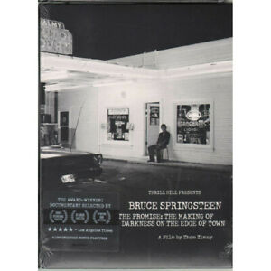 Springsteen DVD The Promise The Making Of Darkness On The Edge Of Town Sigillato