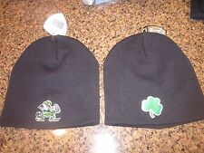 Notre Dame Fighting Irish navy ski cap-NWT-ONE SIZE