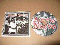 Barrio Nuevo Latin Funk/Rock/Disco/Soul 13 track cd 1999 Rare