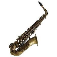 Bauhaus A-M2-E Professional Earth Aged M2 Alto Saxophone **NEW**