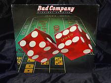 Bad Company Straight Shooter SEALED USA 1975 LP W/ NO BARCODE