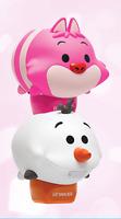 Lip Smacker Tsum Tsum Duo- Cheshire and Olaf