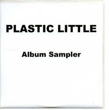 (AH478) Plastic Little, Album sampler - DJ CD