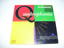 QUADROPHONIA - QUADROPHONIA 2 track cd single 1990